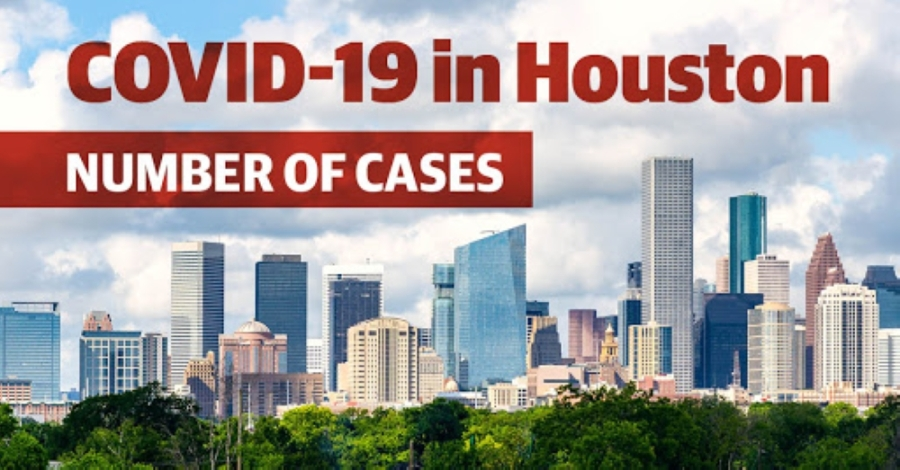 Total coronavirus cases in the Greater Houston area continue to rise. (Community Impact Newspaper)