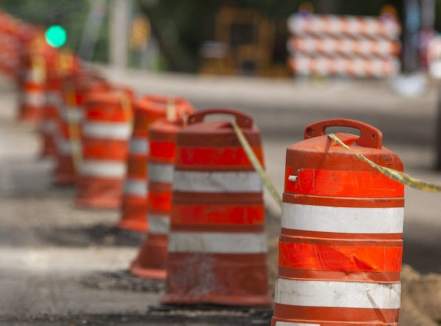 Road work continues this month along Memorial Drive in Houston. (Courtesy Fotolia)