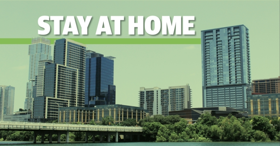 The city of Austin and Travis County both announced an extension of the ongoing stay-at-home order through May 8. (Community Impact Newspaper staff)