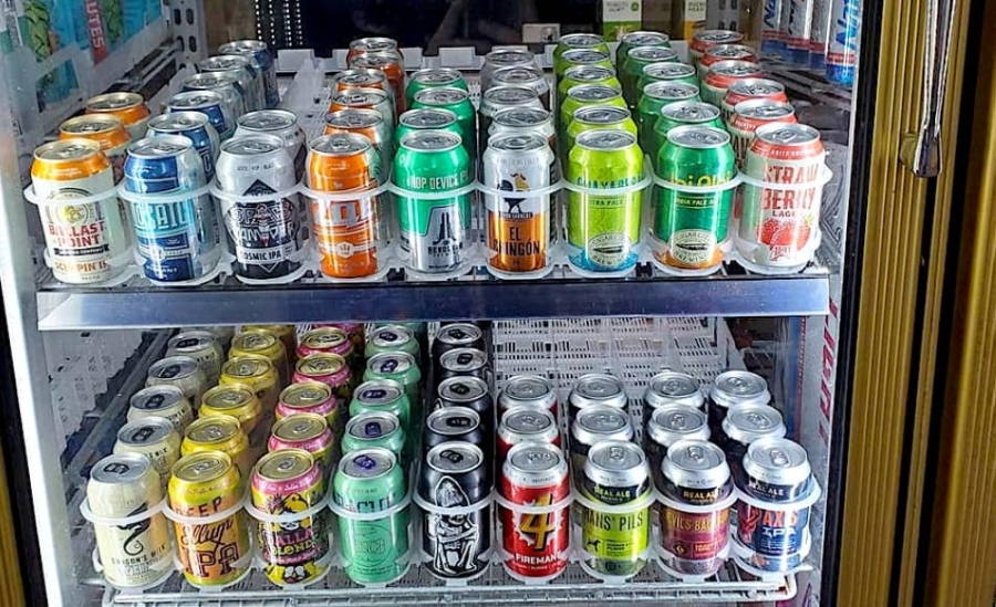 Knuckleheads Smoke N Brew offers more than 150 different craft beers, said General Manager Dave Patterson. (Courtesy Knuckleheads Smoke N Brew)