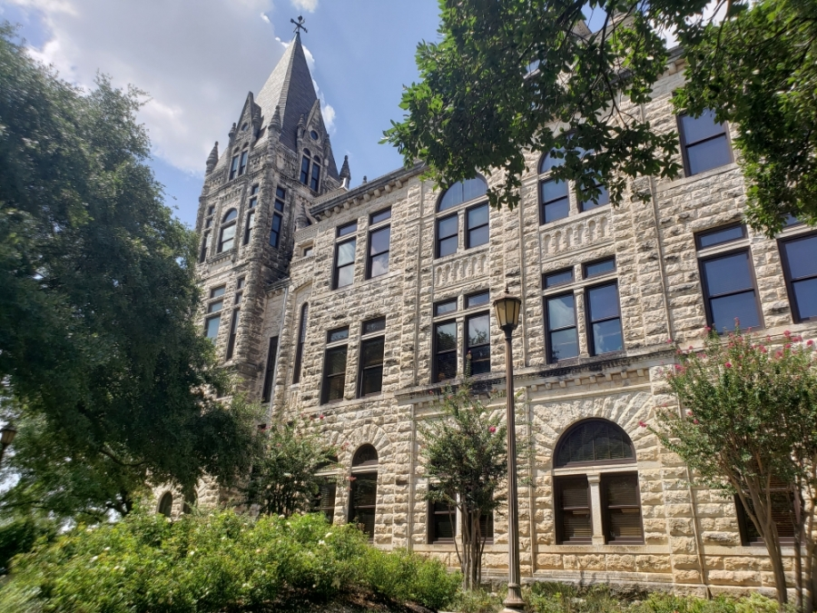 Southwestern University received $1.2 million from the CARES Act. (Ali Linan/Community Impact Newspaper)
