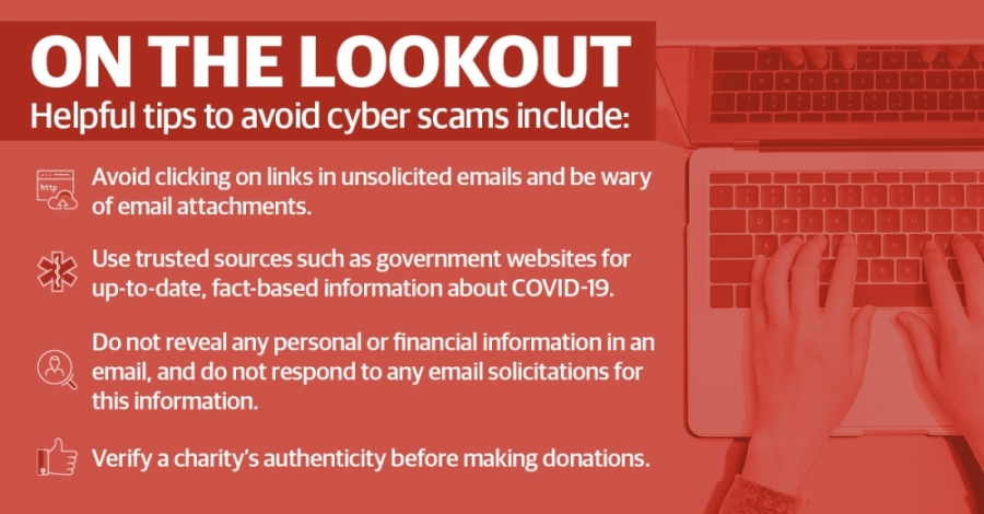 Fraudulent websites, fake calls and texts and price gouging are just some of the common tactics used by scammers. (Katherine Borey/Community Impact Newspaper)