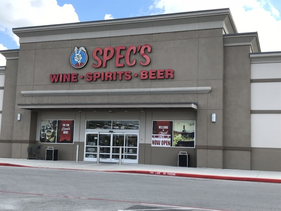 A special-use permit was granted for a Spec's Wine, Spirits & Finer Foods at 100 Chandler Road, Keller. (Community Impact Newspaper)