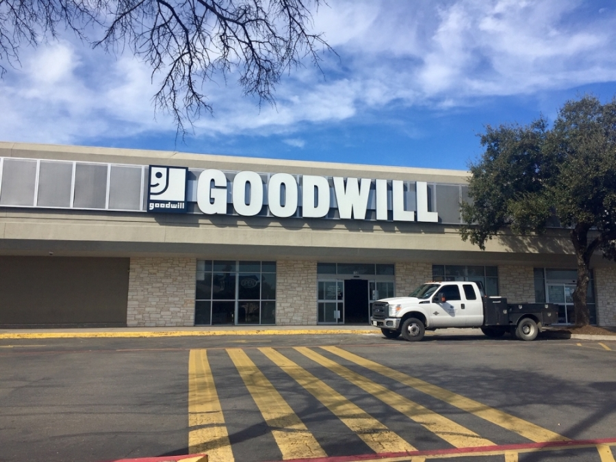 Goodwills in the Greater Dallas area are now accepting personal protective equipment donations. (Taylor Jackson Buchanan/Community Impact Newspaper)