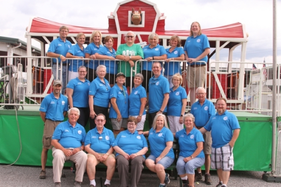 The Williamson County Fair Association announced April 14 its plan to purchase $50,000 worth of gift cards from local businesses to donate to health care workers amid the coronavirus pandemic. (Courtesy Williamson County Fair Association)