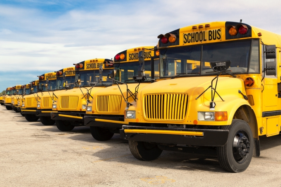 The Tomball ISD board of trustees approved a $342,318 contract April 13 for a SMART Tag system, slated to enhance the safety and security of students who use the district's bus service. (Courtesy Fotolia)