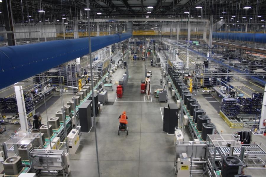 The Daikin Texas Technology Park opened in Waller County in 2017. (Shawn Arrajj/Community Impact Newspaper)