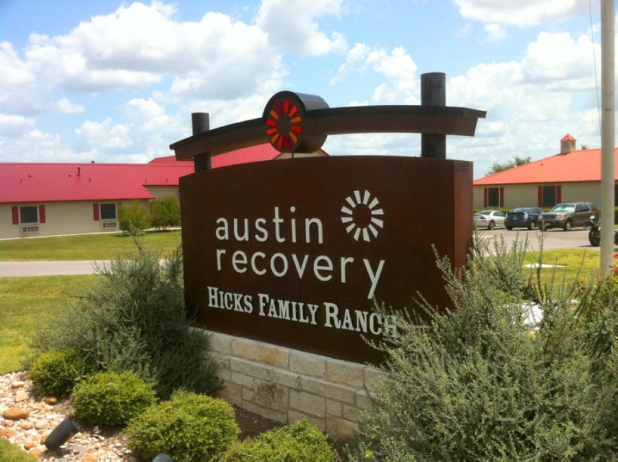 Austin Recovery's Hicks Family Ranch residential facility is located at 13207 Wright Road, Buda. The nonprofit is headquartered in South Austin. (Courtesy Austin Recovery Network)