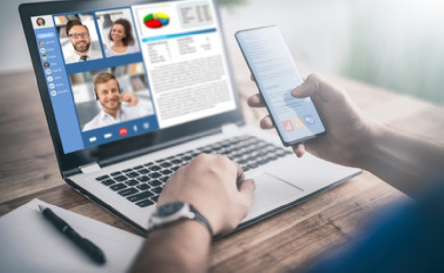 The Georgetown chamber is offering free, virtual small-group meetings to help build business relations. (Courtesy Adobe Stock)