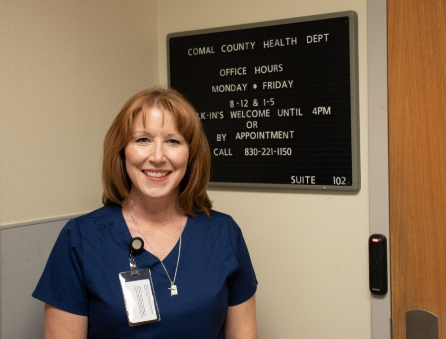 Connie Alaniz has joined the Comal County Office of Public Health as its epidemiologist. (Courtesy Comal County)