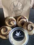Vegan bakery Cinnaholic is donating free baked goods to essential workers. (Courtesy Cinnaholic)