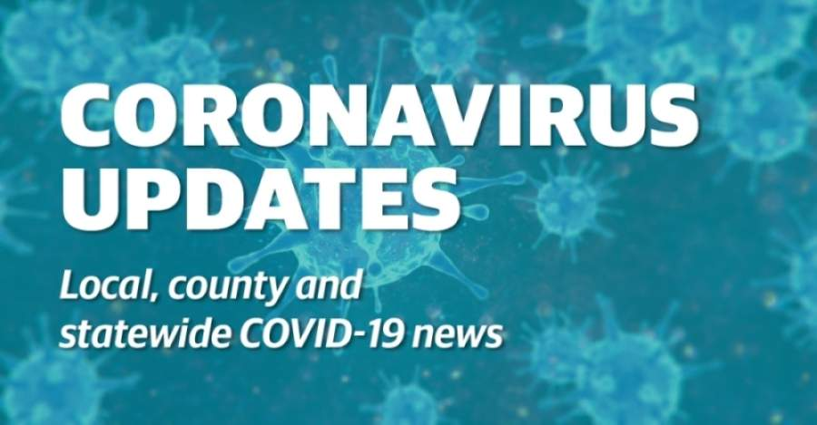 The first death in Keller due to complications from the novel coronavirus has been confirmed. (Graphic by Community Impact Newspaper)