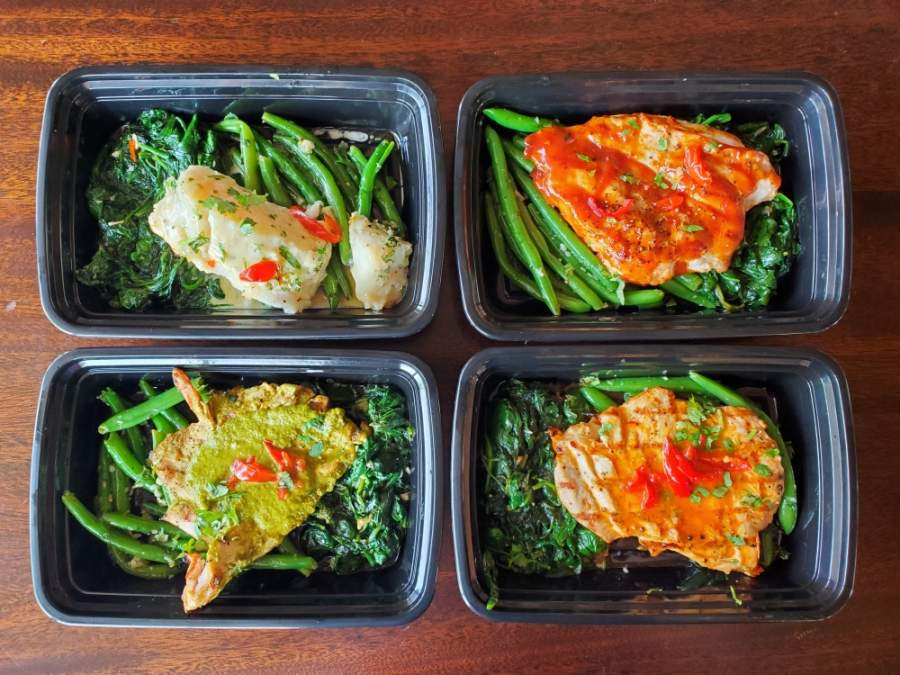 Peli Peli is offering to-go boxed meals at local Kroger stores. (Courtesy Peli Peli)