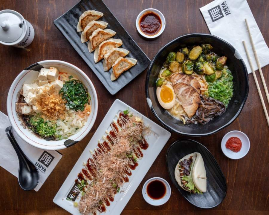 JINYA Ramen Bar will open in downtown Chandler's New Square development. (Courtesy New Square Facebook page)