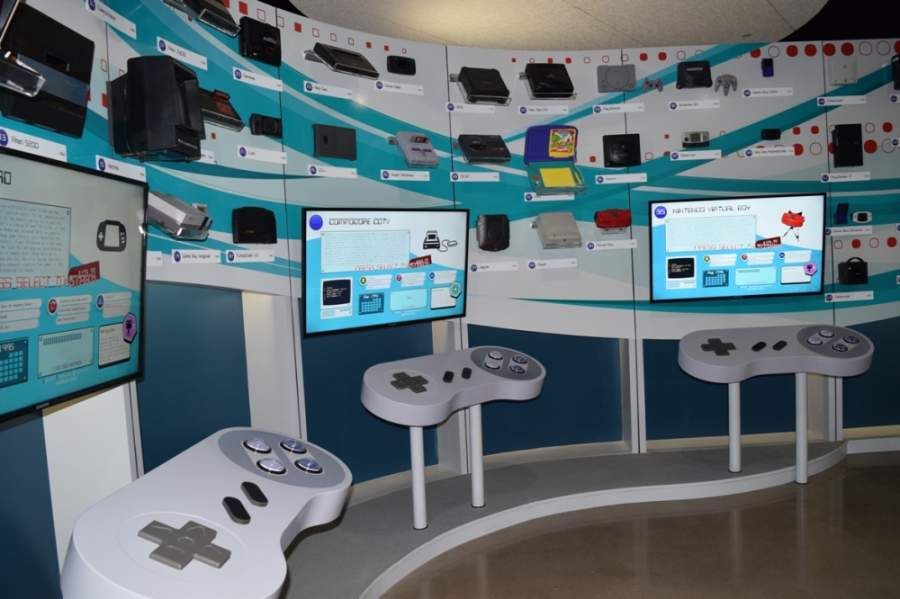 National Videogame Museum co-founder John Hardie said the Frisco facility will outlast the current coronavirus pandemic that has shut its doors. (Courtesy National Videogame Museum)