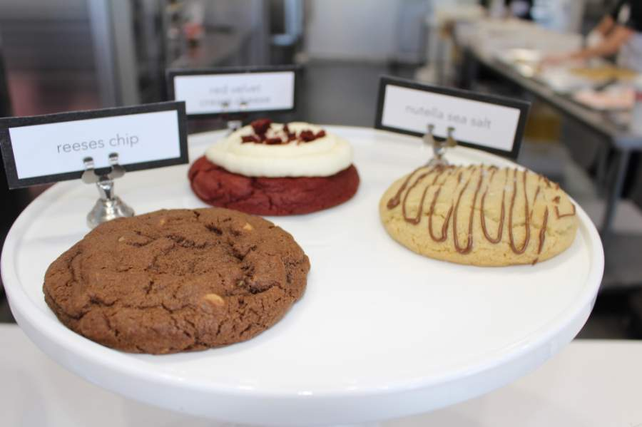 Crumbl Cookies will open soon in Bellaire Town Center. (Courtesy Crumbl Cookies)