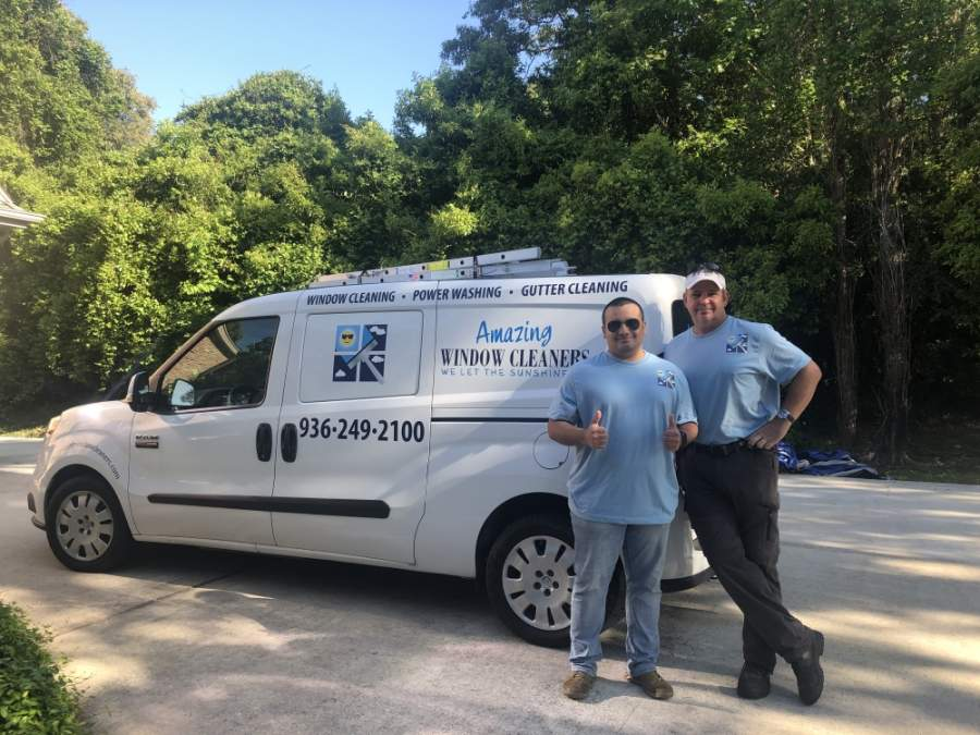 Amazing Window Cleaners opened April 8 in Montgomery. (Courtesy Amazing Window Cleaners)