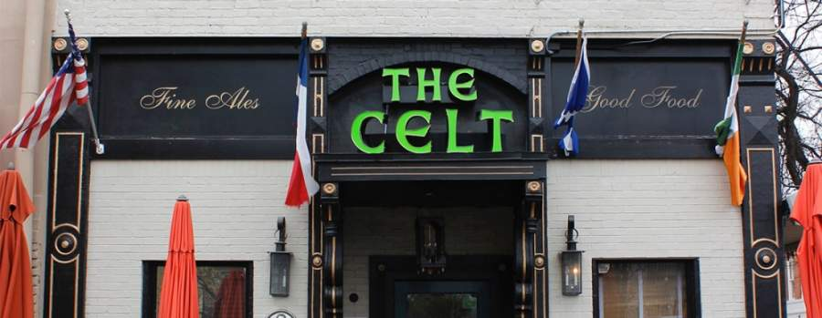 "A ""Save Our Square"" rally organized by The Celt Irish Pub owner Stan Penn will be held April 24 to help raise awareness to businesses in the McKinney Square. (Community Impact staff)"