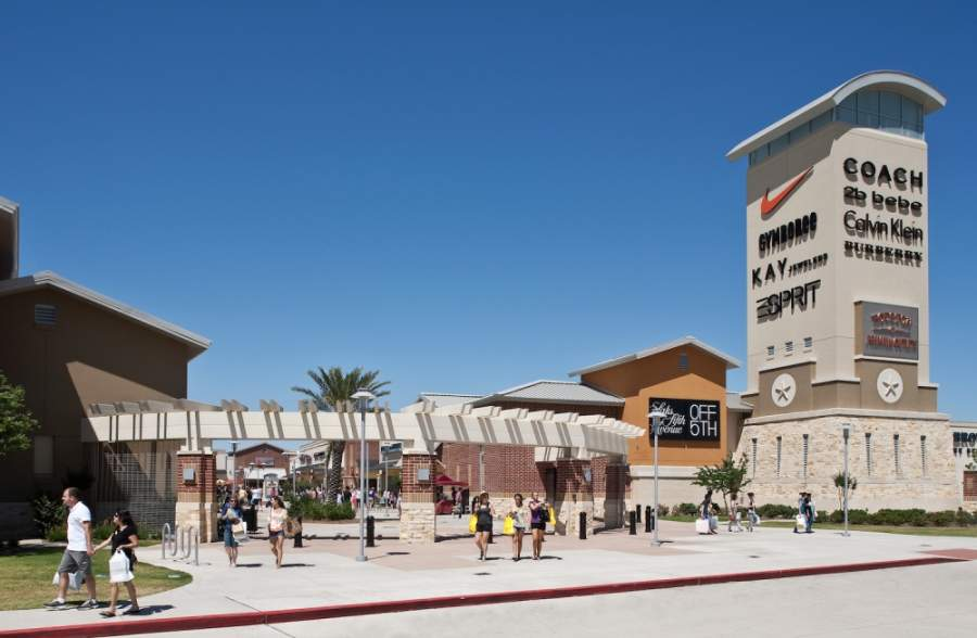 Several shops at the Houston Premium Outlets began offering retail services to-go April 24. (Courtesy Houston Premium Outlets)