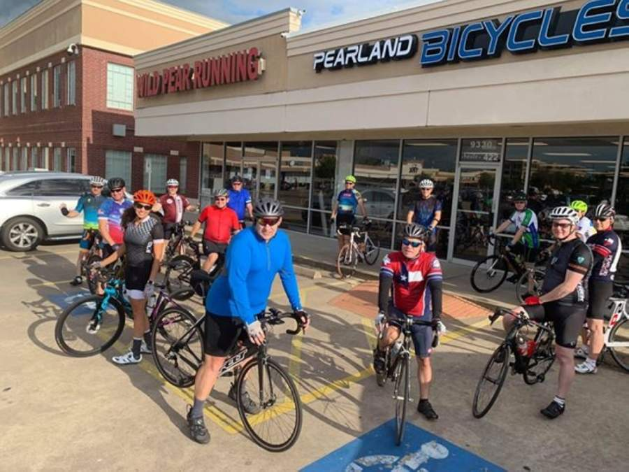 Pearland Bicycles has seen increased business since the start of the coronavirus. (Courtesy Daryl Catching)