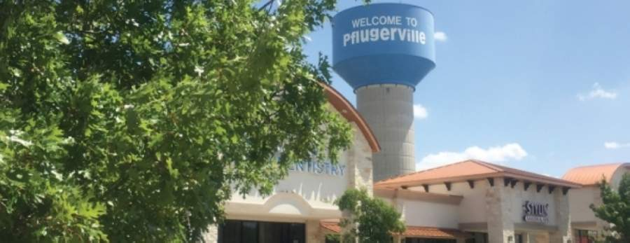 Pflugerville City Council will now host its public hearing on the Timmerman 2020 rezoning proposal May 12 following council's approval of a resolution delaying the hearing. (Community Impact Staff)