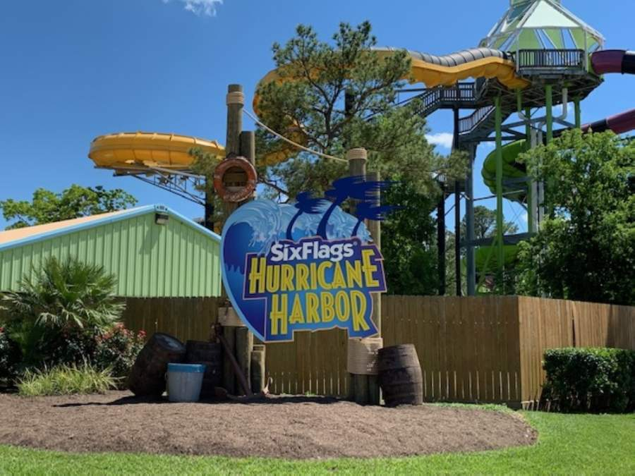 Parker said all guests and team members will be required to wear a face covering over their nose and mouth while in the park, with the only exceptions being children age 2 or younger and individuals with breathing problems. (Courtesy Six Flags Hurricane Harbor Splashtown)
