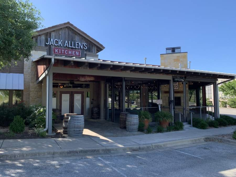 Jack Allen's locations throughout the Greater Austin area will reopen for takeout orders May 1. (Amy Denney/Community Impact Newspaper)