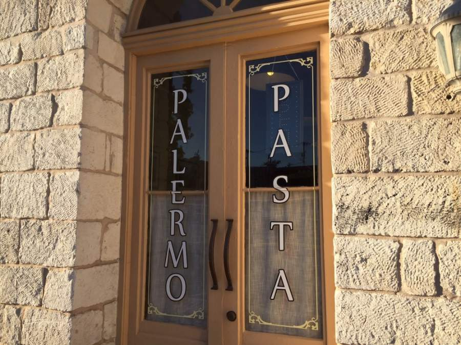 Palermo Pasta House is one of several area restaurants that plans to reopen dine-in facilities on May 1. (Taylor Jackson Buchanan/Community Impact Newspaper)