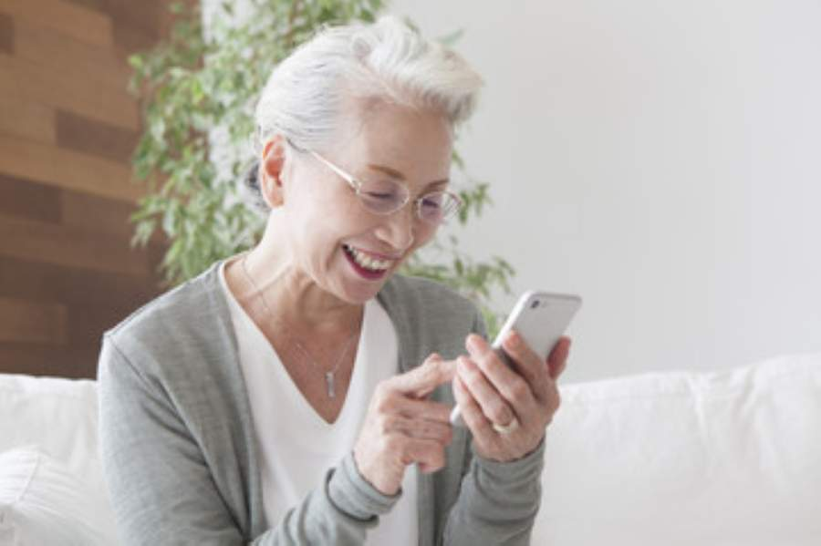 The Faith in Action nonprofit in Georgetown has continued to help seniors virtually in the time of the coronavirus. (Courtesy Adobe Stock)