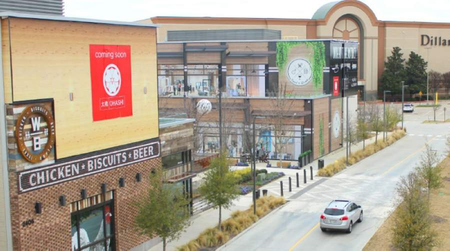 The Shops at Willow Bend has undergone a court-mandated change in ownership amid the property's $125 million expansion project. (Daniel Houston/Community Impact Newspaper)