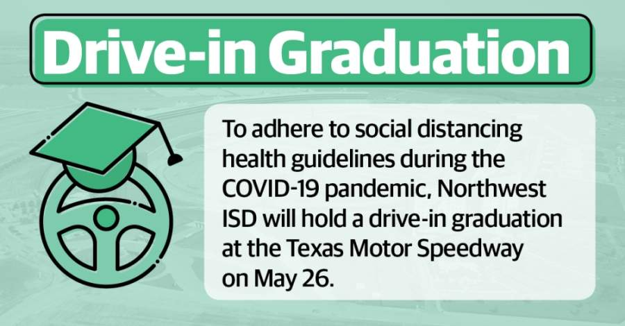 A drive-in graduation provides the best overall option for the district, according to NISD Superintendent Ryder Warren. (Katherine Borey/Community Impact Newspaper)