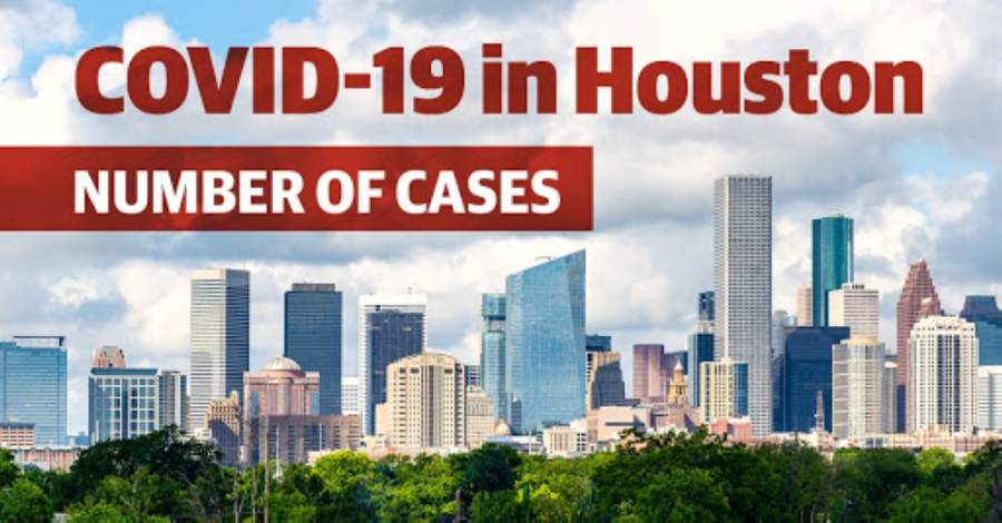Total coronavirus cases in the Greater Houston area continue to rise. (Community Impact staff)