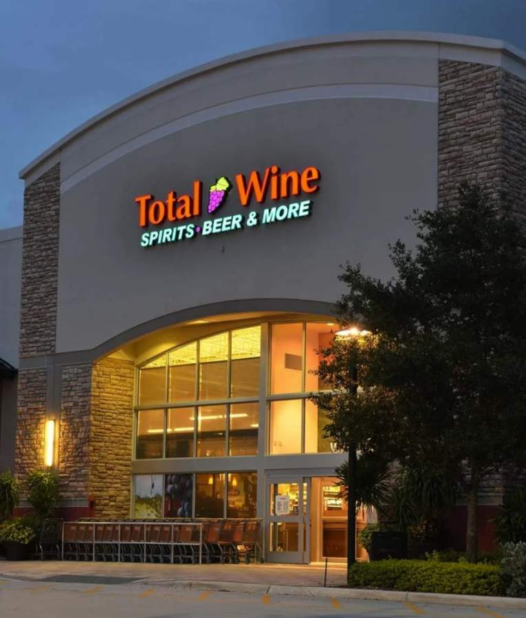 Total Wine & More is coming soon to the Hill Country Galleria. (Courtesy Total Wine & More)