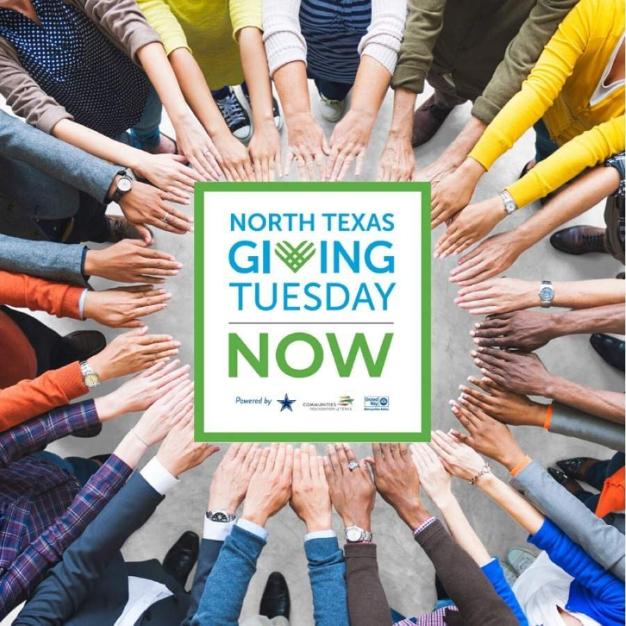 North Texas Giving Day aims to put North Texans in touch with more than 3,000 area nonprofits. (Courtesy Communities Foundation of Texas)