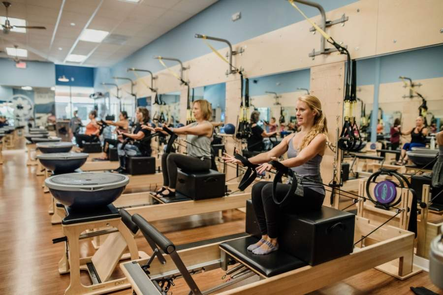 Club Pilates in Georgetown will be located in the new Wolf Crossing development. (Courtesy Club Pilates)