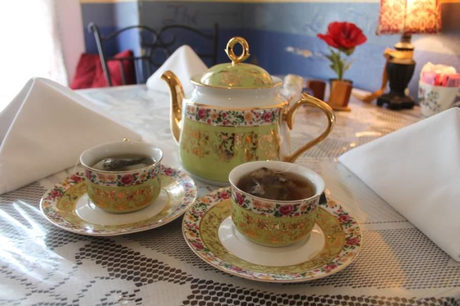 Holly Berry Tea Room, League City