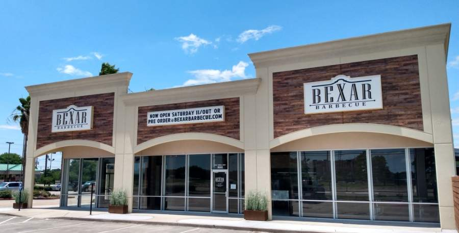 Bexar Barbecue will open for carryout on Saturdays—while supplies last—starting May 9, owner Justin Haecker said. (Courtesy of Bexar Barbecue)