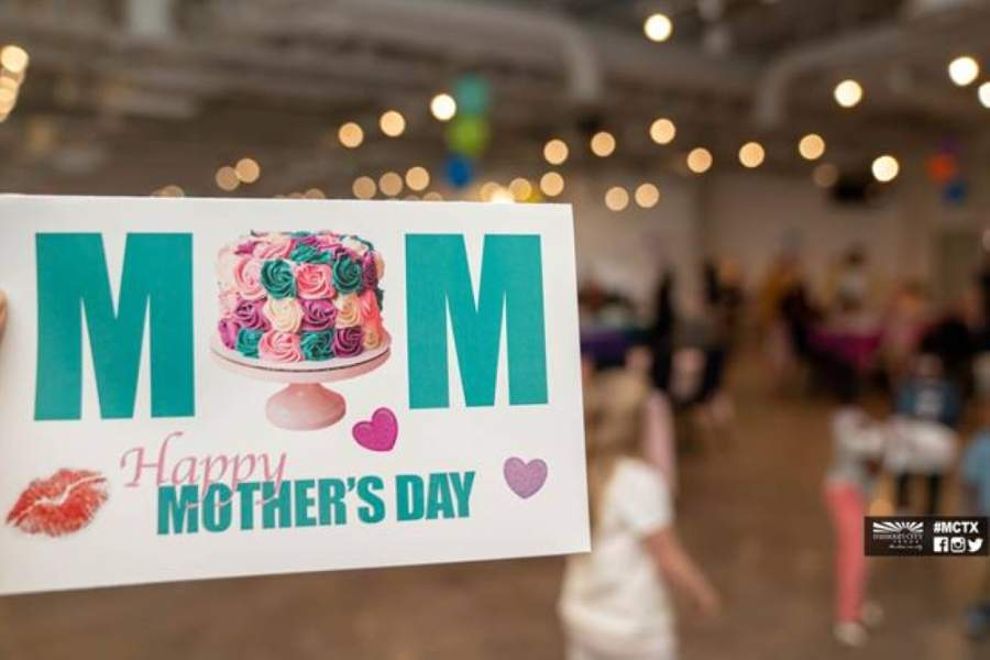 The 2020 Missouri City Mother's Day event will take place at City Hall on May 9 from 10 a.m.-noon. (Courtesy Missouri City)