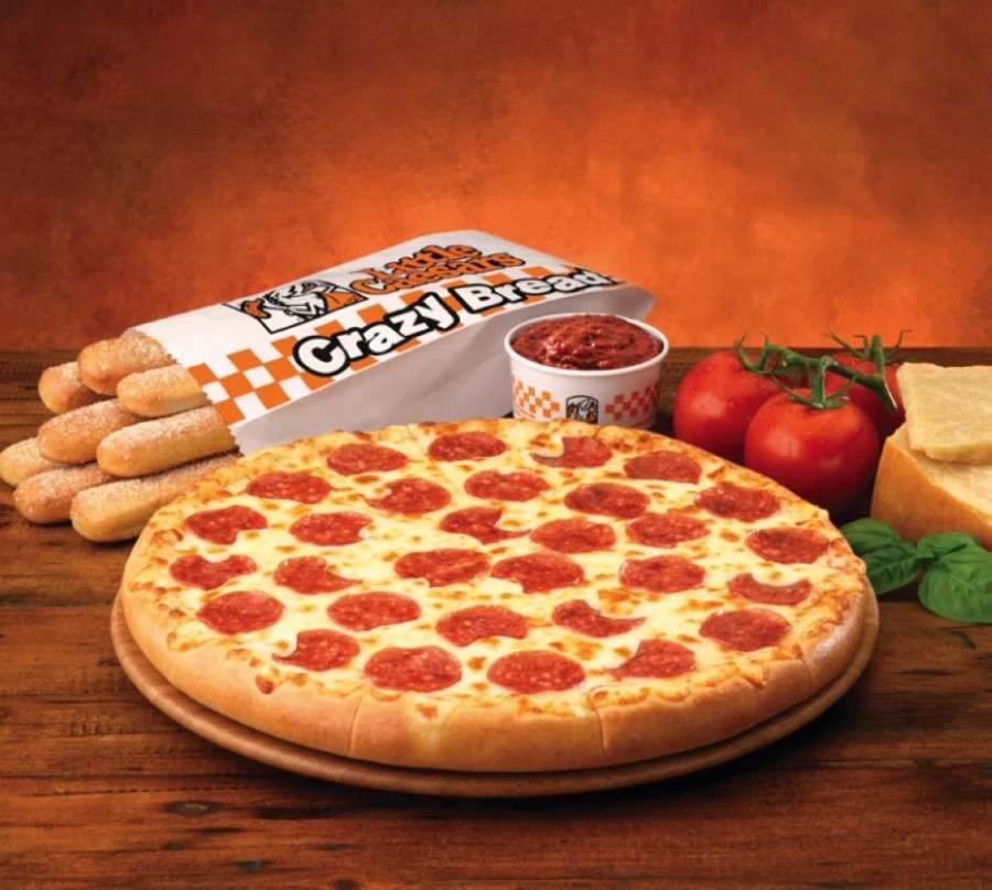 Franchisee Andrew Feghali reopened Round Rock's Little Caesars as its new owner the week of May 10. (Courtesy Little Caesars)