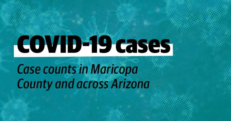 In Maricopa County, the total number of cases is 6,011 as of May 12 (Community Impact staff)