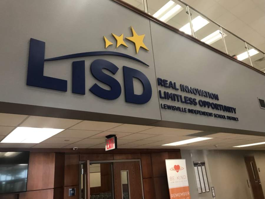 Lewisville ISD announced May 11 that the district has appointed a new principal for Lewisville High School as well as a new chief financial officer for the district. (Community Impact staff)