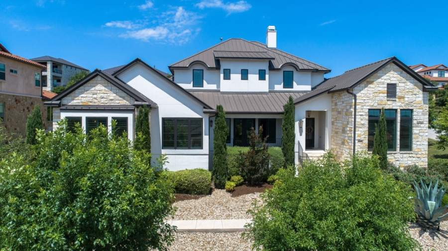Home tours will include a listing at 1005 Sweet Grass Lane in the Serene Hills neighborhood of Lake Travis. (Courtesy Compass)