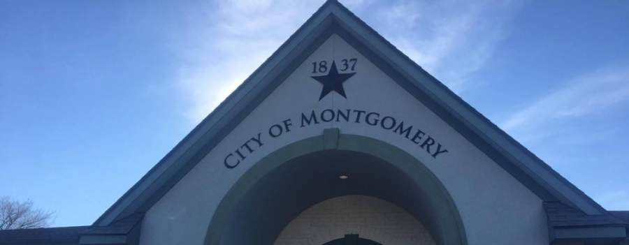 Montgomery City Council met virtually May 12. (Community Impact Newspaper staff)