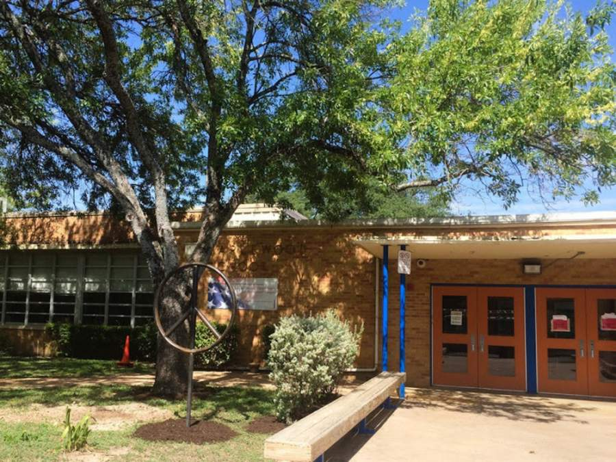Maplewood Elementary School is located in Central Austin at 3808 Maplewood Ave., Austin. (Community Impact Newspaper staff)