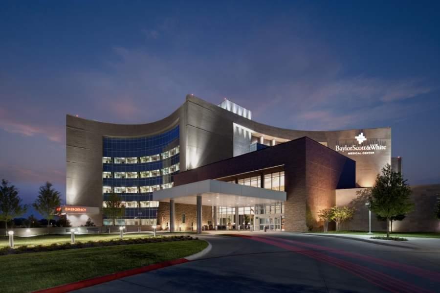 (courtesy Baylor Scott and White Medical Center-McKinney)