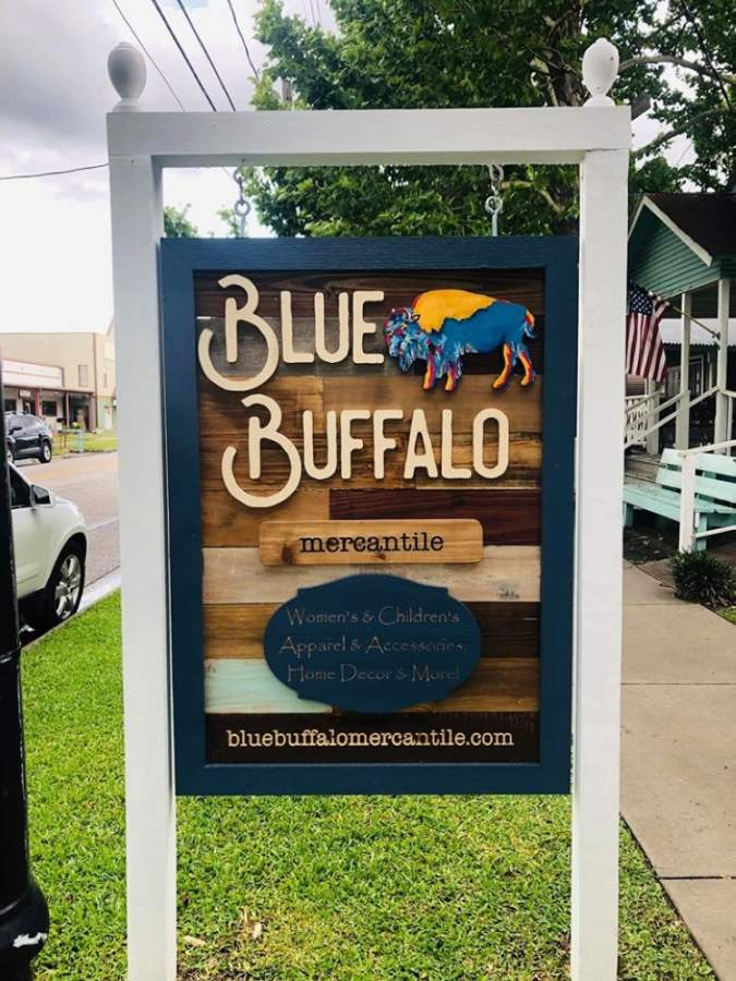 Blue Buffalo Mercantile, a Texas-based boutique, will be opening a new location in Old Town Spring on May 16 at 217 Main St., Spring. (Courtesy Blue Buffalo Mercantile)