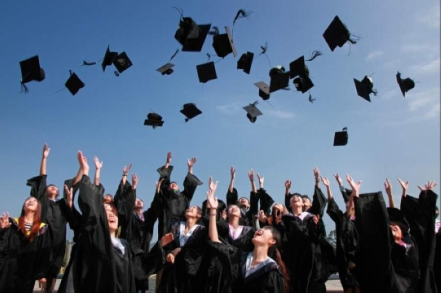 Clear Creek ISD will hold graduation ceremonies for seniors outdoors from May 29-June 2. (Courtesy Pexels)