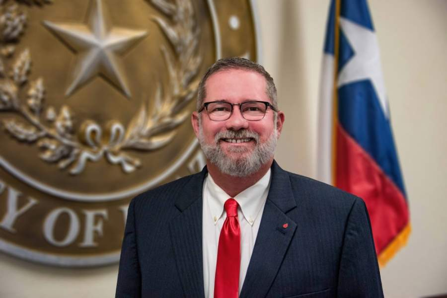 Brazoria County Judge Matt Sebesta has been named chairman of the Texas Conference of Urban Counties. (Courtesy Brazoria County)