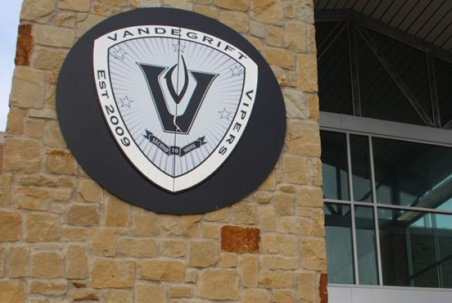 While upgrades remain on schedule at Steiner Ranch Elementary School, Vandegrift High School's more extensive upgrades and additions may not be completed in time for the 2020-21 school year. (Community Impact staff)