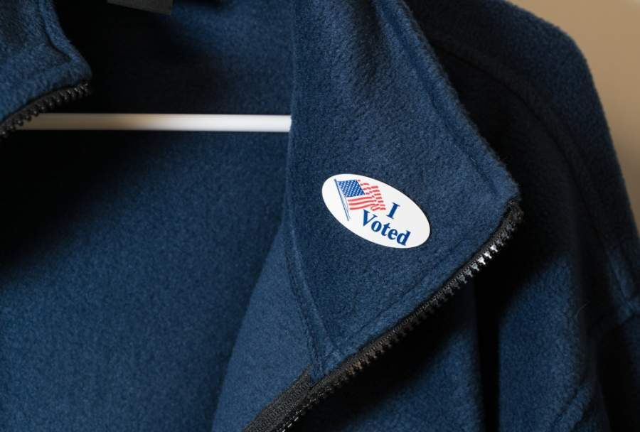 "Nashville residents are being asked to vote on the county's ""I Voted"" sticker for fall elections. (Courtesy steheap/Adobe Stock)"